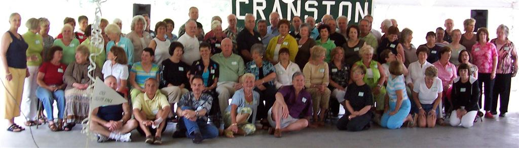 Cranston High School East 1961 Class Reunion Home Page